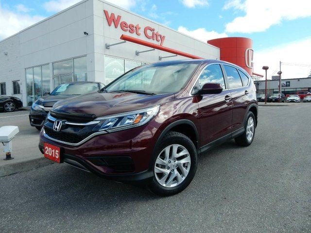 2015 Honda CR-V SE,ALL WEATHER MATS,TOUCH SCREEN! in Belleville, Ontario