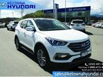 2017 Hyundai Santa Fe 2.0T Limited 4dr All-wheel Drive in Kelowna, British Columbia