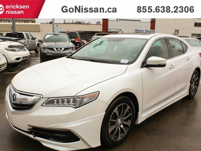 2015 ACURA TLX Tech NAVIGATION! LEATHER! SUNROOF ! in Edmonton, Alberta