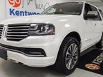 2015 Lincoln Navigator 7-seated mean machine with NAV, heated seats, ecoboost and a back up cam in Edmonton, Alberta