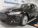 2016 Ford Fusion SE AWD Ecoboost with NAV and sunroof in Edmonton, Alberta
