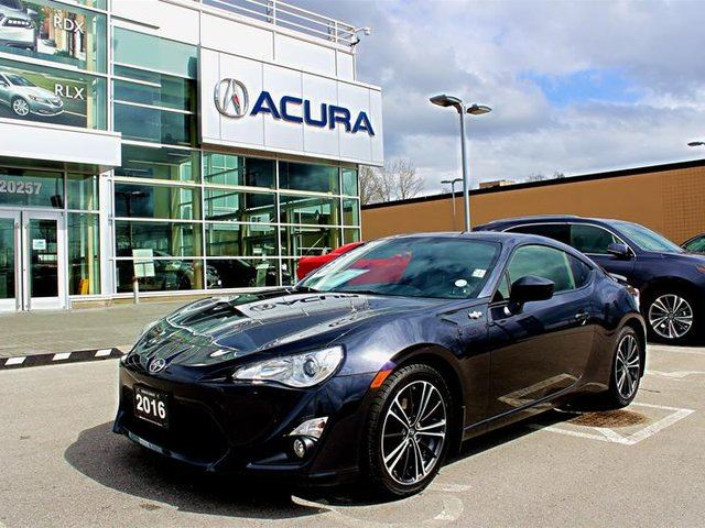 2016 SCION FR-S at in Surrey, British Columbia