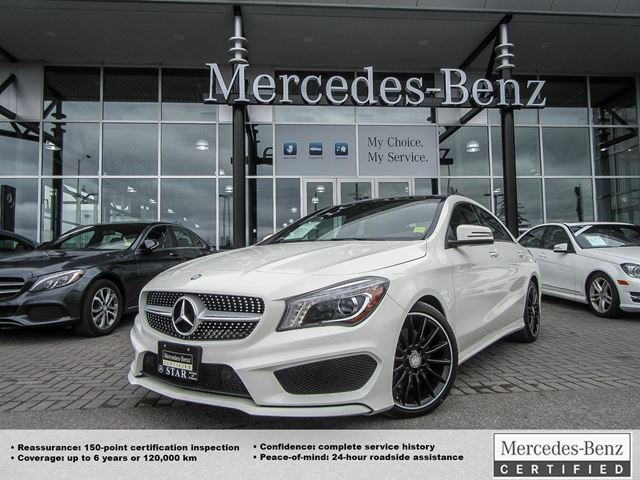 2016 mercedes benz cla250 4matic coupe calcite white for Star motors mercedes benz