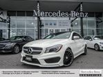 2016 Mercedes-Benz CLA250 4MATIC Coupe in Ottawa, Ontario
