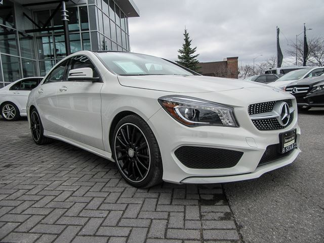 2016 mercedes benz cla250 4matic coupe ottawa ontario for Mercedes benz cla250 4matic