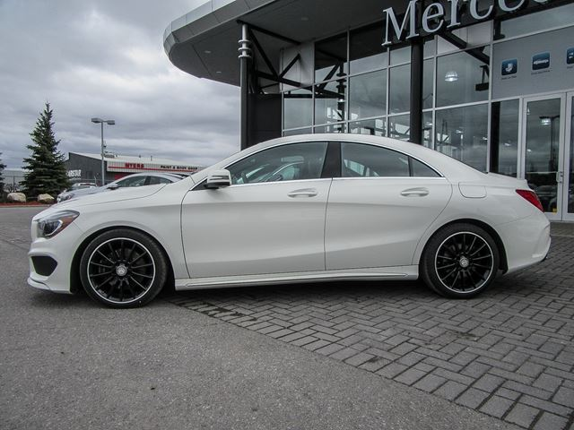 2016 mercedes benz cla250 4matic coupe ottawa ontario car for sale 2750885. Black Bedroom Furniture Sets. Home Design Ideas