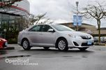 2014 Toyota Camry Bluetooth, Back Up Cam, Steering Wheel Audio Co in Richmond, British Columbia
