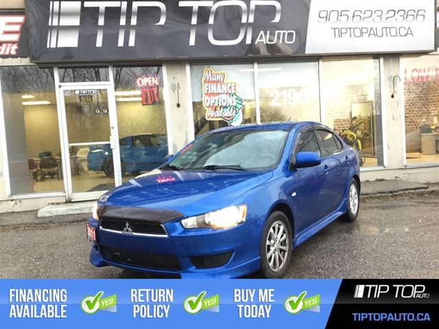 2011 MITSUBISHI LANCER SE ** Bluetooth, Heated Seats, 2 Sets of Rims/T in Bowmanville, Ontario