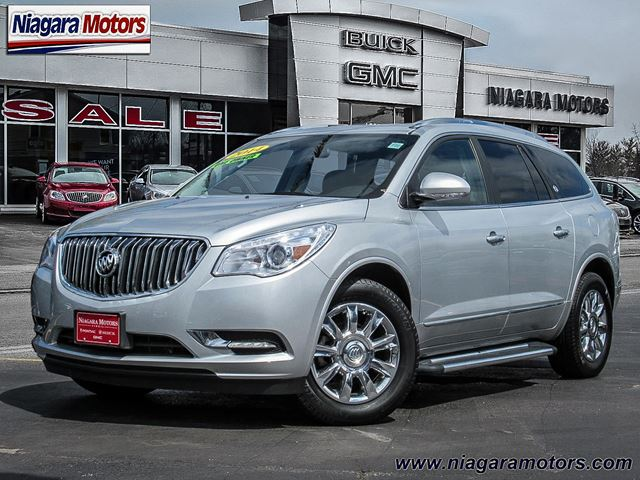 2014 Buick Enclave CX4 - ** ONE OWNER TRADE** 7 passenger seating in Virgil, Ontario