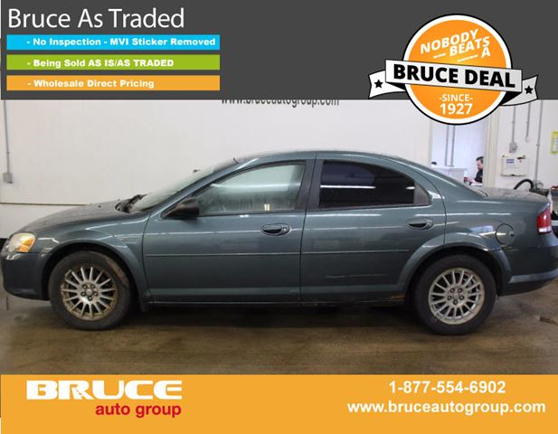 2006 Chrysler Sebring Touring 2.7L 6 CYL AUTOMATIC FWD 4D SEDAN in Middleton, Nova Scotia
