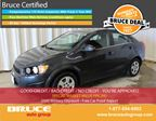 2015 Chevrolet Sonic LT 1.8L 4 CYL AUTOMATIC FWD 4D SEDAN in Middleton, Nova Scotia
