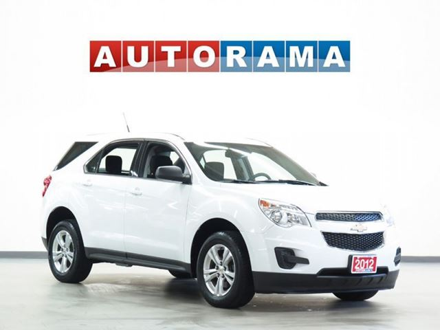2012 Chevrolet Equinox AWD in North York, Ontario