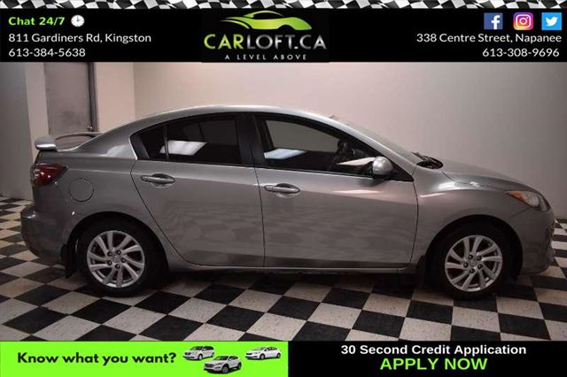 2012 MAZDA MAZDA3 GX - KEYLESS ENTRY**TINTED WINDOWS**NAV in Kingston, Ontario