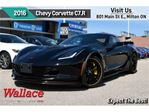 2016 Chevrolet Corvette C7.R/1 OF 650/ULTRA RARE/LOADED!/Z07/3LZ/UNIQUE! in Milton, Ontario