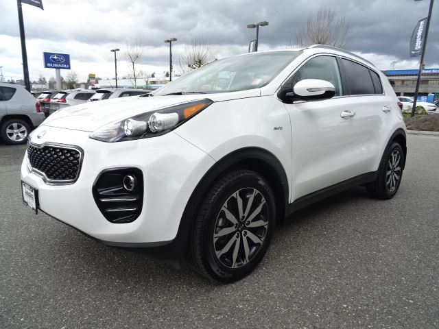 2017 kia sportage ex w awd rear view camera bluetooth. Black Bedroom Furniture Sets. Home Design Ideas
