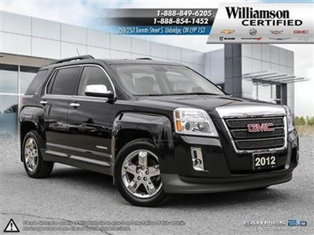 2012 GMC Terrain SLT-1 in Uxbridge, Ontario