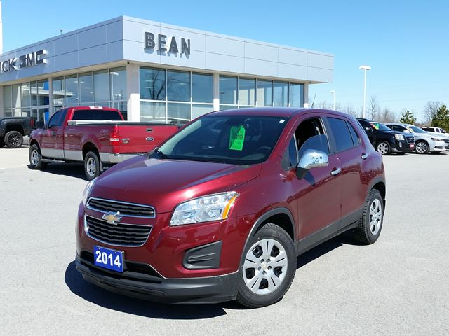 2014 Chevrolet Trax LS in Carleton Place, Ontario