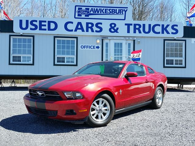 2010 Ford Mustang V6 in Hawkesbury, Ontario
