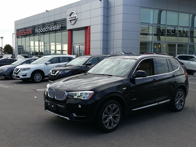 2015 bmw x3 xdrive28i mississauga ontario car for sale 2752416. Black Bedroom Furniture Sets. Home Design Ideas