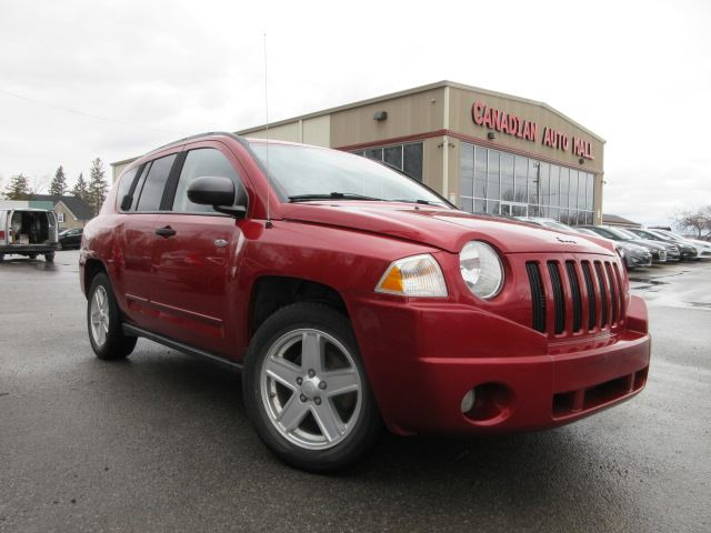 2009 jeep compass 4x4 sport alloys loaded stittsville ontario car for sale 2752893. Black Bedroom Furniture Sets. Home Design Ideas
