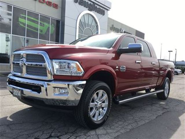 2014 dodge ram 2500 longhorn mega cab 6 7l diesel only 51748 kms. Cars Review. Best American Auto & Cars Review