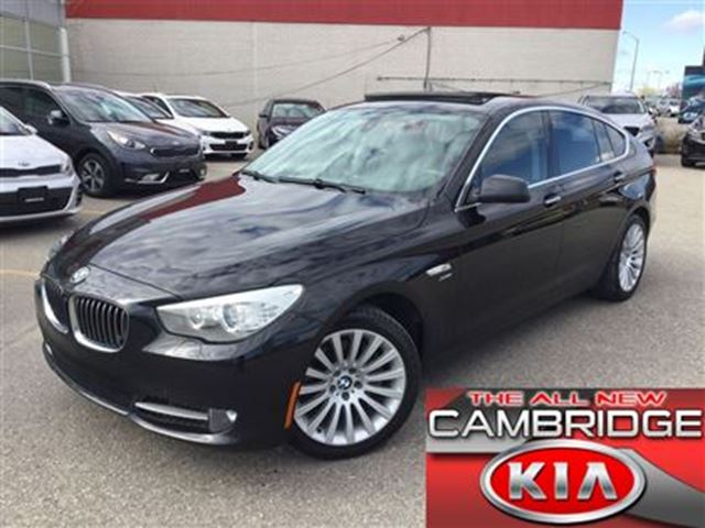 2012 BMW 535I XDRIVE GRAN TURISMO ** DEAL PENDING ** in Cambridge, Ontario