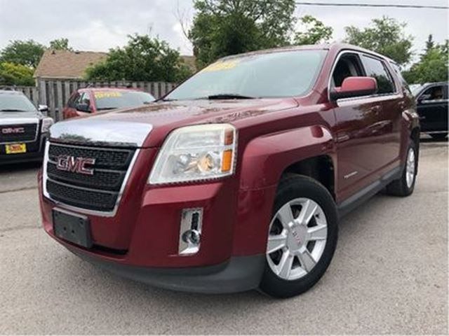 2010 GMC TERRAIN SLE-1 NICE TRADE IN!! in St Catharines, Ontario