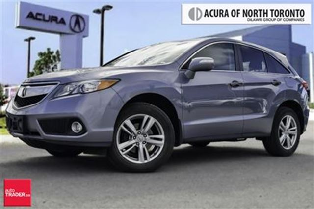 2014 ACURA RDX Tech at in Thornhill, Ontario
