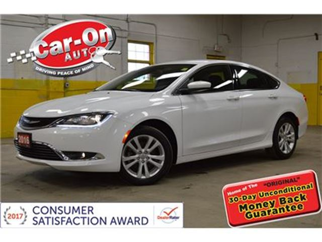 2016 CHRYSLER 200 LIMITED LOADED in Ottawa, Ontario