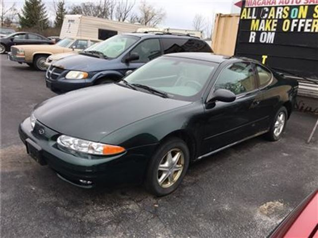 2002 Oldsmobile Alero GL AS TRADED SPECIAL NOW $700 in Welland, Ontario