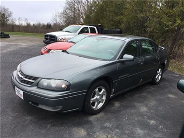 2004 CHEVROLET IMPALA AS TRADED!! NOW $2500 in Welland, Ontario