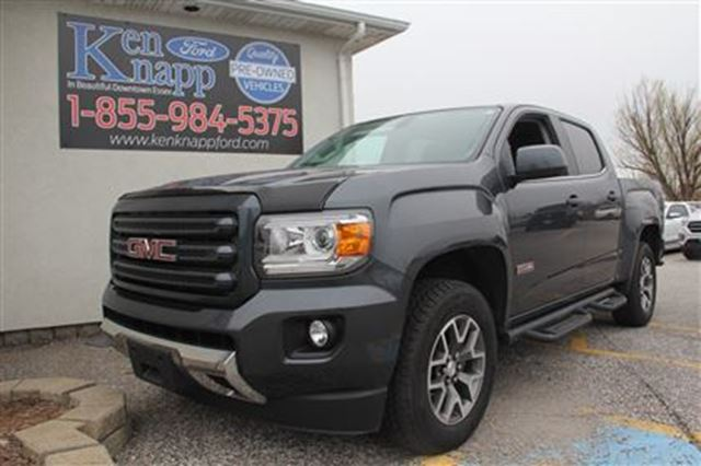 2016 GMC Canyon SLE HEATED SEATS BEDLINER BACKUP CAM in Essex, Ontario
