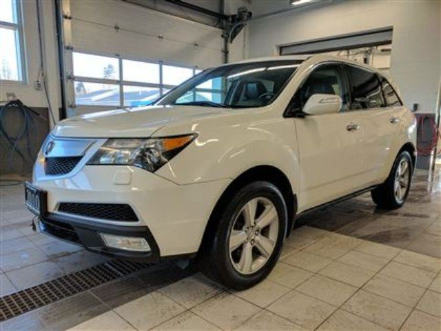 2010 Acura MDX AWD - Leather - Sunroof - No accidents! in Thunder Bay, Ontario