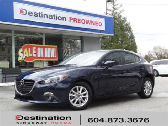 2015 Mazda MAZDA3 GS in Vancouver, British Columbia