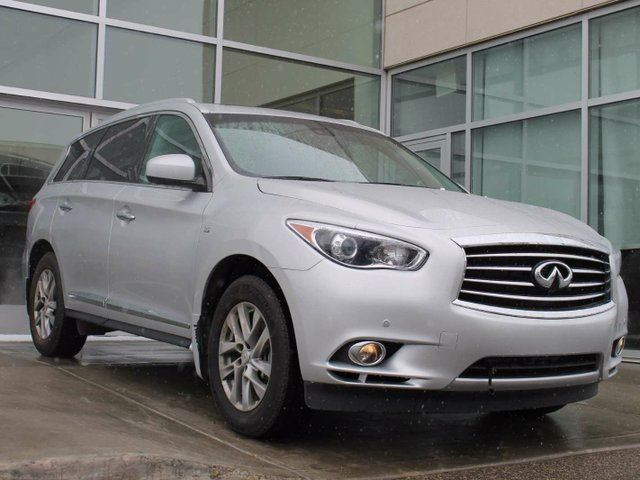 2014 INFINITI QX60 DRIVER ASSISTANCE/AROUND VIEW MONITOR/NAVIGATION/BLIND SPOT in Edmonton, Alberta