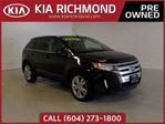 2013 Ford Edge Limited in Richmond, British Columbia