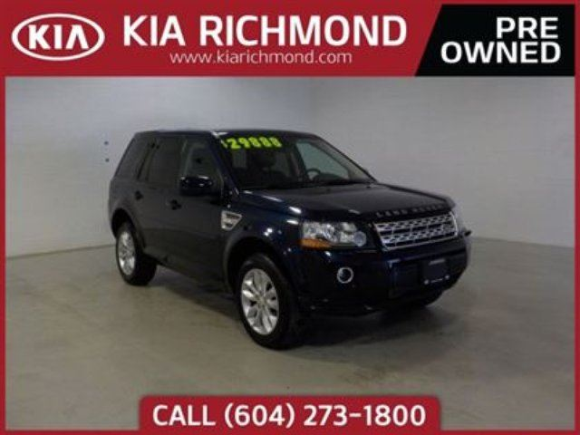 2014 LAND ROVER LR2 Base in Richmond, British Columbia