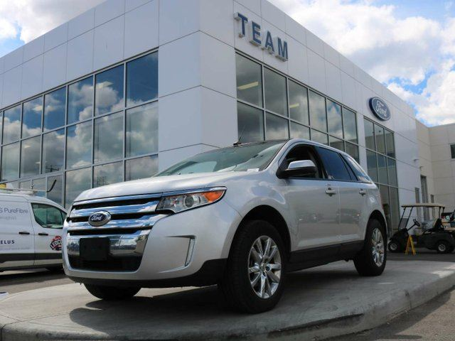 2012 Ford Edge SEL in Edmonton, Alberta
