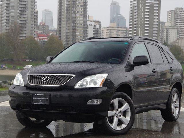 2007 LEXUS RX 350 5A in Vancouver, British Columbia