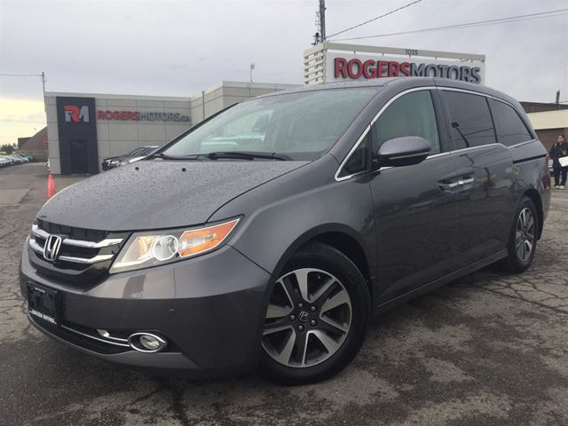 2014 honda odyssey touring navi 8 pass oakville ontario car for sale 2752821. Black Bedroom Furniture Sets. Home Design Ideas