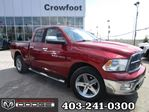 2011 Dodge RAM 1500 BIG HORN QUADCAB 4X4 in Calgary, Alberta