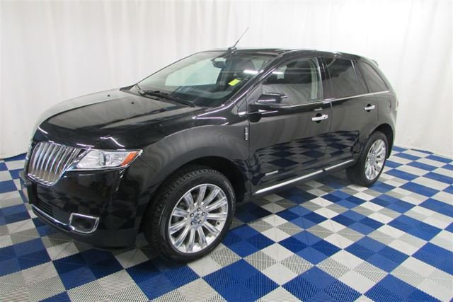 2013 LINCOLN MKX LIMITED AWD/LOADED/NAV/PANOROOF in Winnipeg, Manitoba