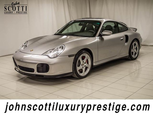 2001 Porsche 911 Carrera Turbo Manual in Kirkland, Quebec