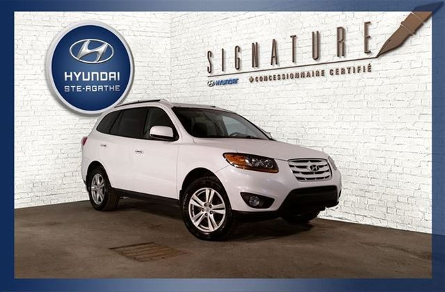 2011 hyundai santa fe limited 3 5 nav toit dn marreur for Hyundai motor finance payoff