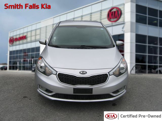 used 2014 kia forte lx smiths falls. Black Bedroom Furniture Sets. Home Design Ideas