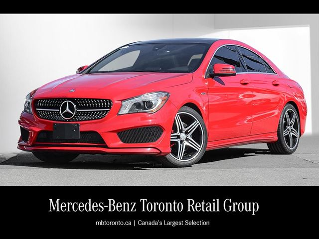 2015 Mercedes-Benz CLA250 4MATIC Coupe in Maple, Ontario