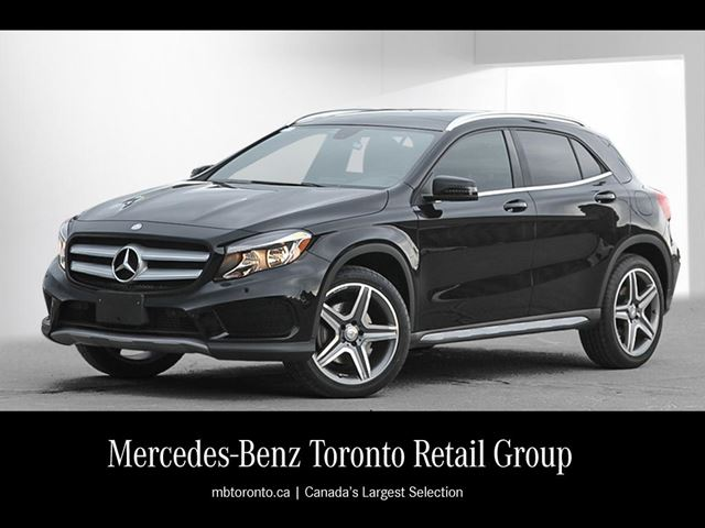2015 Mercedes-Benz GLA250 4MATIC SUV in Maple, Ontario