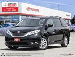 2014 Toyota Sienna XLE 7 Passenger One Owner, No Accidents, Toyota Serviced in London, Ontario
