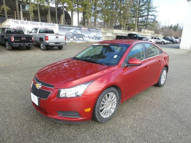 2011 Chevrolet Cruze Eco w/1SA in Salmon Arm, British Columbia