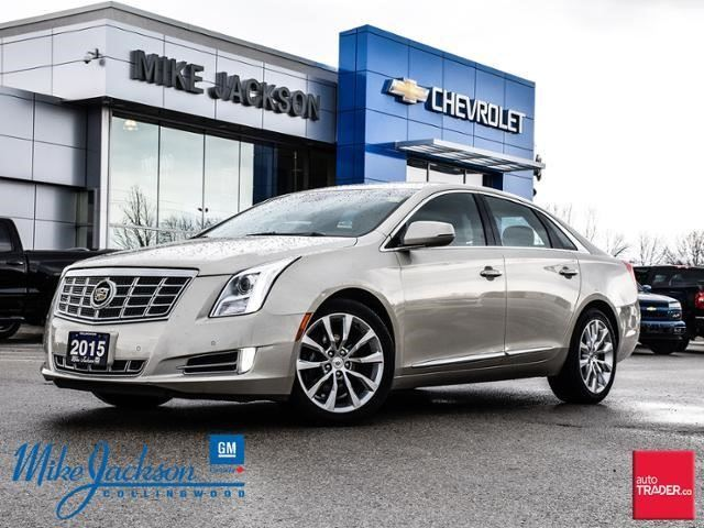 2015 cadillac xts luxury collingwood ontario car for sale 2752341. Black Bedroom Furniture Sets. Home Design Ideas